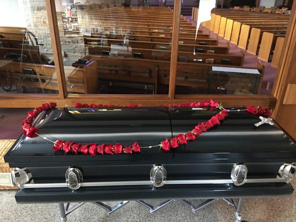 Fresh rosary funeral memorial tribute rosaries the original fresh rosary decade rosary izmirmasajfo