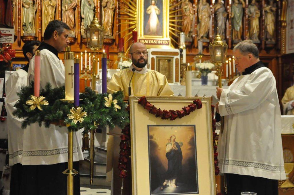 rosary shrine immac conception 2018